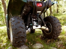 Фото Yamaha Grizzly 700 EPS  №10