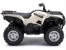 Фото Yamaha Grizzly 700 EPS  №1