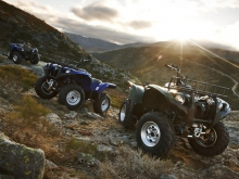 Фото Yamaha Grizzly 700 EPS  №8